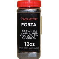 Aquatop Aquatic Supplies - Premium Activate Carbon - Black - 12 Ounce