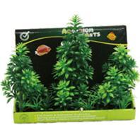 Poppy Pet - Bushy Foreground Pod #9 - Green - 6 Inch
