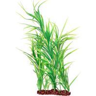 Poppy Pet - Freestanding Aquarium Plant - Dark Green - 24 Inch