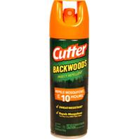 Spectracide - Cutter Backwoods Insect Repellent Aerosol - 6 Oz