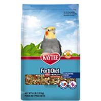 Kaytee Products - Kaytee Fdph Feather Cockatiel Safflower - Assorted - 4 Lb