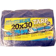 Dewitt Company - Super Blue Tarp (2.3Oz) - Blue - 20X30