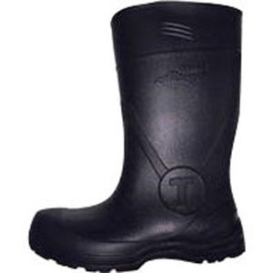 Tingley Rubber - Airgo Ultra Light Weight Eva Boot - Black - Size 11