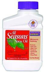 Bonide Products - All Seasons Horticultural Oil Spray - 1 Pint
