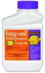 Bonide Products - Fung-Onil Multi Purpose Fungicide - Pint
