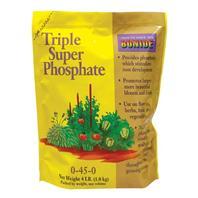 Bonide Products - Triple Super Phosphate 0-45-0 - 4 Lb