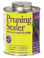 Bonide Products - Pruning Sealer with Brush Top - Pint