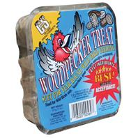 C and S - Woodpecker Suet Treat - 11 oz