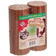 C and S - Nut N Sweet Corn Squirrelog - 16 oz