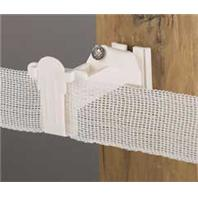 Dare Products - Wood Post Tape Insulator - White - 25 Pack