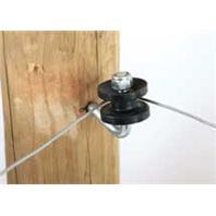 Dare Products - Corner Post Insulator - Black - 10 Pack
