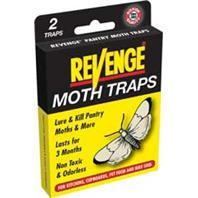 Roxide International -  Revenge Pantry Moth Trap  - 2 Pack