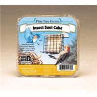 Pine Tree Farms - Suet Cake - Insect 12 oz