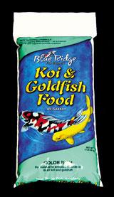 Blue Ridge Fish Hatchery - Color Rich Pellets - 5 Lb