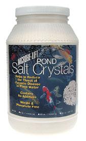 Ecological Laboratories - Pond Salt Crystals - 9 Lb