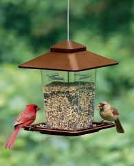 Artline Bird - Prairie Style Feeder - Assorted - 6.0 Lb