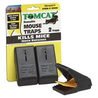 Motomco - Tomcat Snap Mouse Trap - 2 Pack