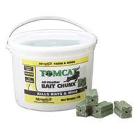Motomco - Tomcat All Weather Bait Chunx - 4 Lb