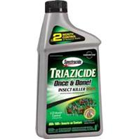 United Industries/Spectrm - Triazicide Insect Killer Concentrate - Concentrate - 1 Quart