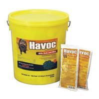 Neogen Rodenticide - Havoc Twin Packs Pail - 50 Grams