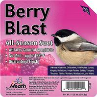 Heath - Berry Blast Suet Cake