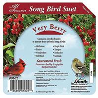 Heath - Songbird Very Berry Suet Cake