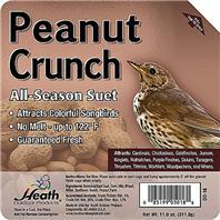 Heath - Peanut Crunch Suet Cake