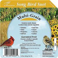 Heath - Songbird Multigrain Suet Cake