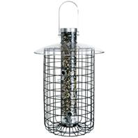 Droll Yankees - Domed Cage Feeder - Black - 20 Inch