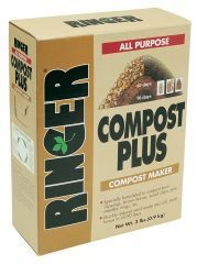 Woodstream Lawn & Garden - Ringer Compost Plus All Purpose Compost Maker - 2 Lb