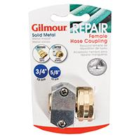Gilmour - Female Coupling - 5/8-3/4Inch