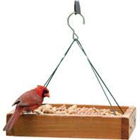 Audubon/Woodlink - 3-In-1 Platform Feeder - Tan - 3 Lb Capacity