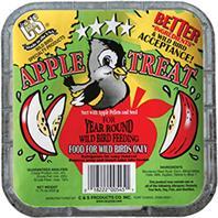 C and S - Apple Suet Treat - 11.75 oz