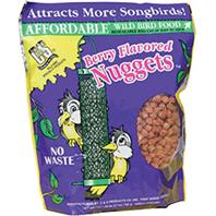 C and S - Suet Nuggets - BERRY 27 Oz