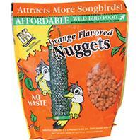 C and S - Suet Nuggets - ORANGE 27 Oz