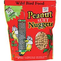 C and S - Suet Nuggets - PEANUT 27 oz