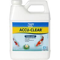 Aquarium Pharm Pond - Accu-Clear Pond Clarifier - 32 oz