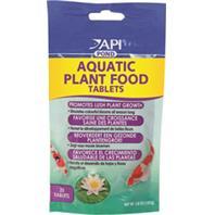 Aquarium Pharm Pond - Aquatic Plant Food Tablets - 25 Tablets