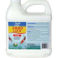Aquarium Pharm Pond - Ammo-Lock Ammonia Remover - 64 oz