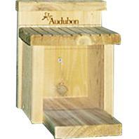 Audubon/Woodlink - Munch Box Squirrel Feeder - Tan - 1.75 Lb Capacity