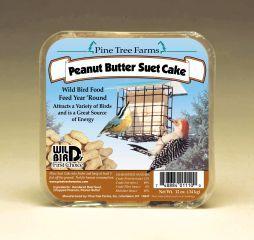 Pine Tree Farms - Suet Cake - Peanut Butter 12 oz