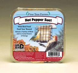 Pine Tree Farms - Suet Cake - Hot Pepper 12 oz