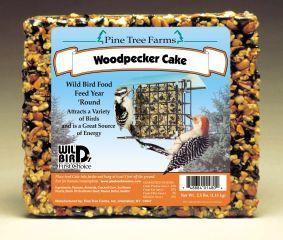 Pine Tree Farms - Seed Cake - Woodpecker  2.5 Lb