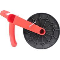 Tru-Test - Patriot Mini Reel -Black/Red - Up To 600 Foot