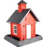 North States Industries - Village Collection School House Bird Feeder