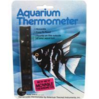 Lcr Hallcrest - Liquid Crystal Vertical Aquarium Thermometer