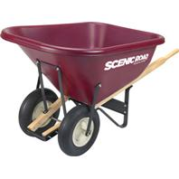 Scenic Road Manufacturing - Parts Box For M8-2ff Wheelbarrow - 8 Cubic Foot