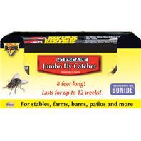 Roxide International - Revenge Jumbo Fly Catcher  - 8 Inch x 8 Feet