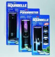 Danner Eugene Pond - Bell Fountain Head Kit - 250-700 Gph
