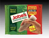 Easy Gardener - Tree and Shrub Jobes Fertilizer Spikes - 5 Pack